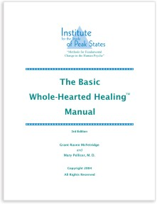 Basic Whole-Hearted Healing Manual.com