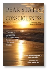 Vol2 cover Peak States of Consciousness 150pxW